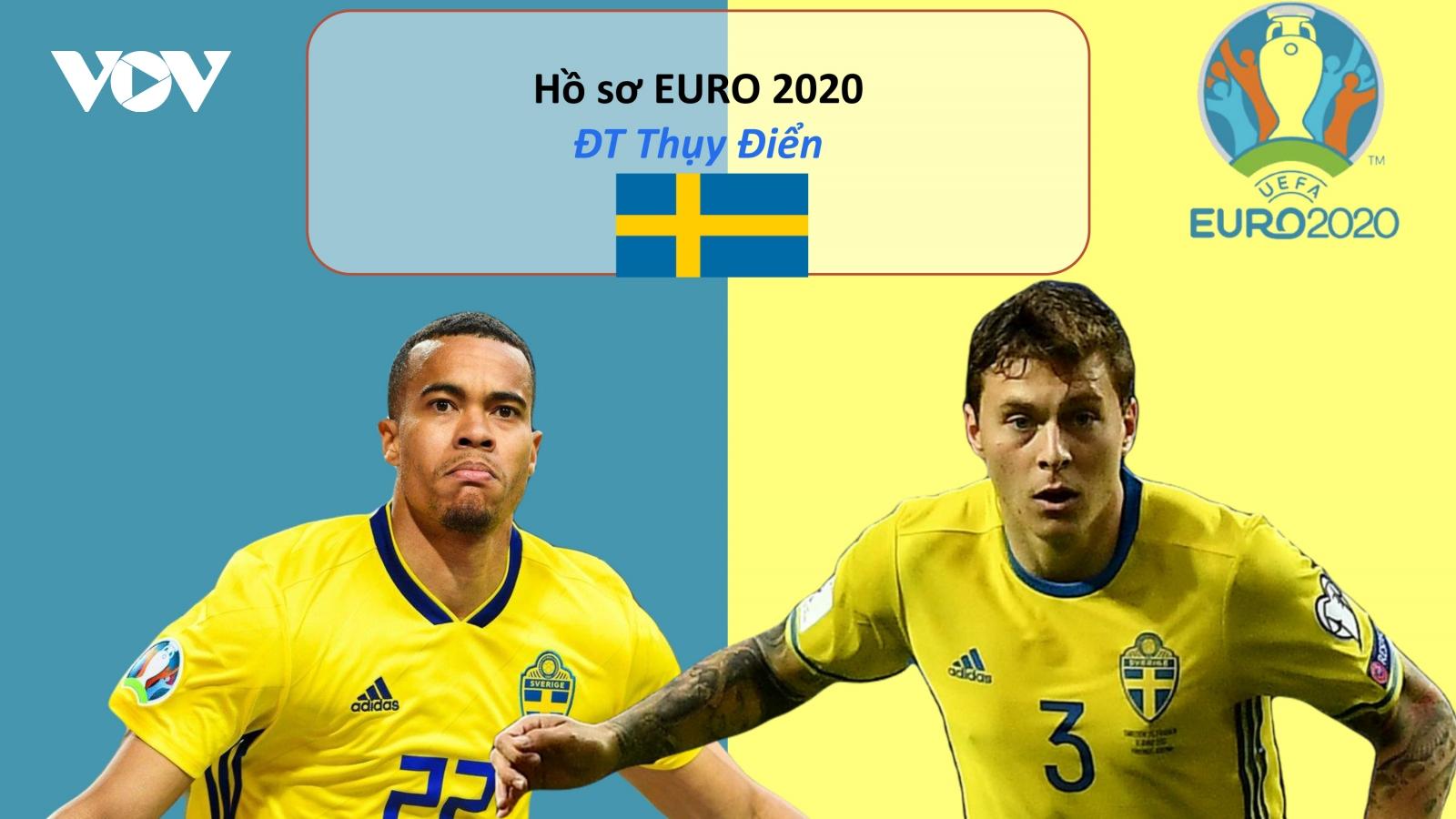 Hồ sơ các ĐT dự EURO 2020: Đội tuyển Thụy Điển