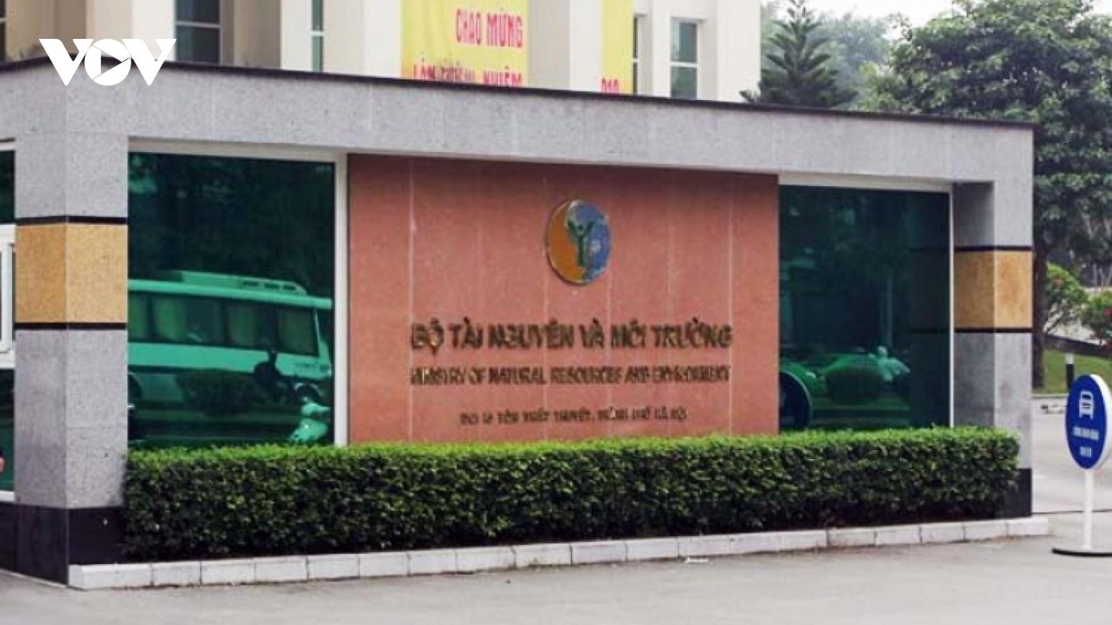 Thủ tướng yêu cầu Bộ TN&MT giải thích nguyên nhân tăng số lượng Tổng cục