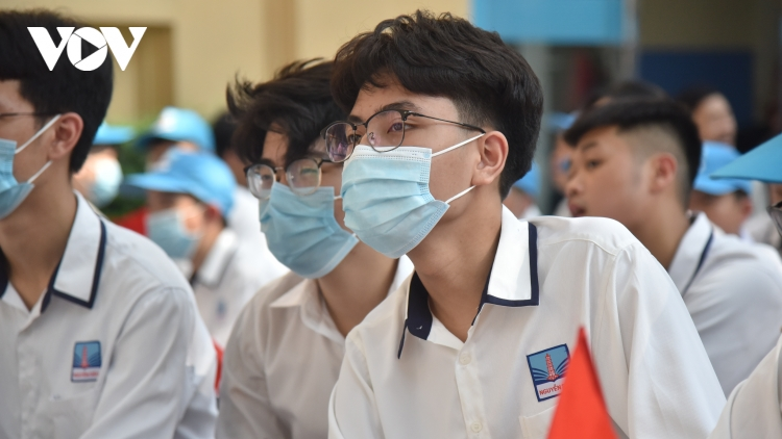 Học sinh lớp 12 Hà Nội sẽ làm bài khảo sát trực tuyến trong 3 ngày