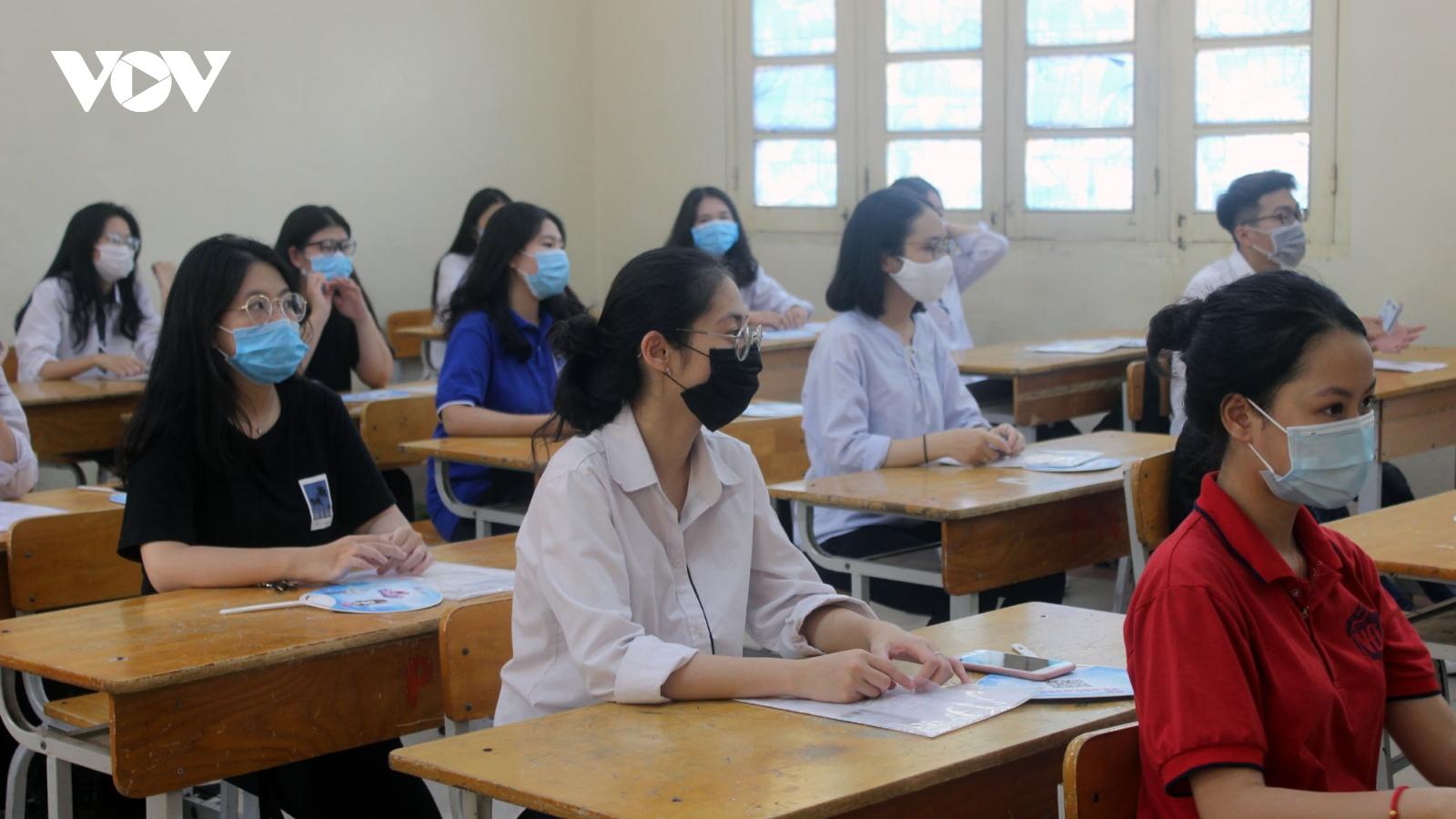 Sở GD-ĐT Bắc Ninh chuẩn bị phương án cho các kỳ thi trong dịch Covid-19
