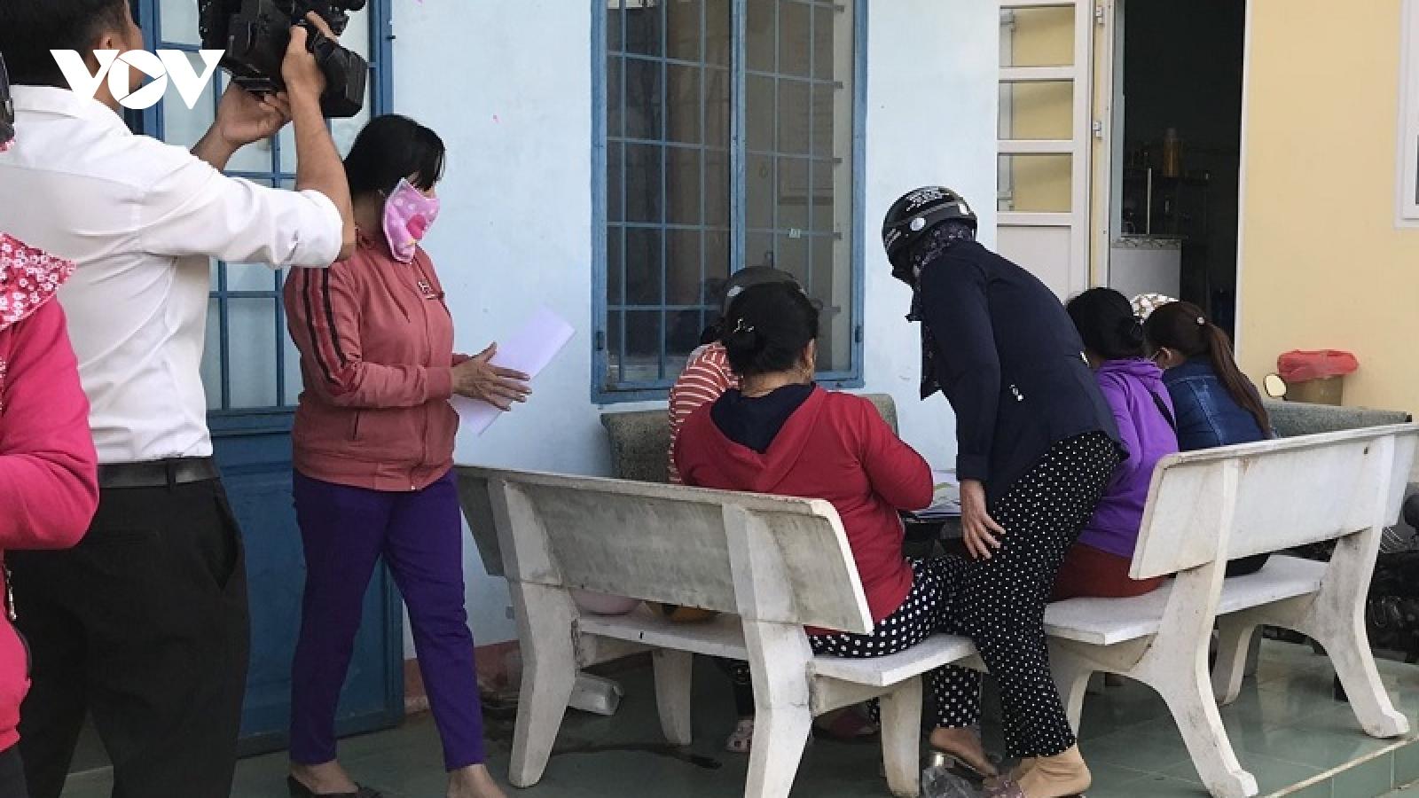 Vụ vỡ hụi gần 200 tỷ đồng ở Bình Thuận: Lời khai ban đầu của chủ hụi