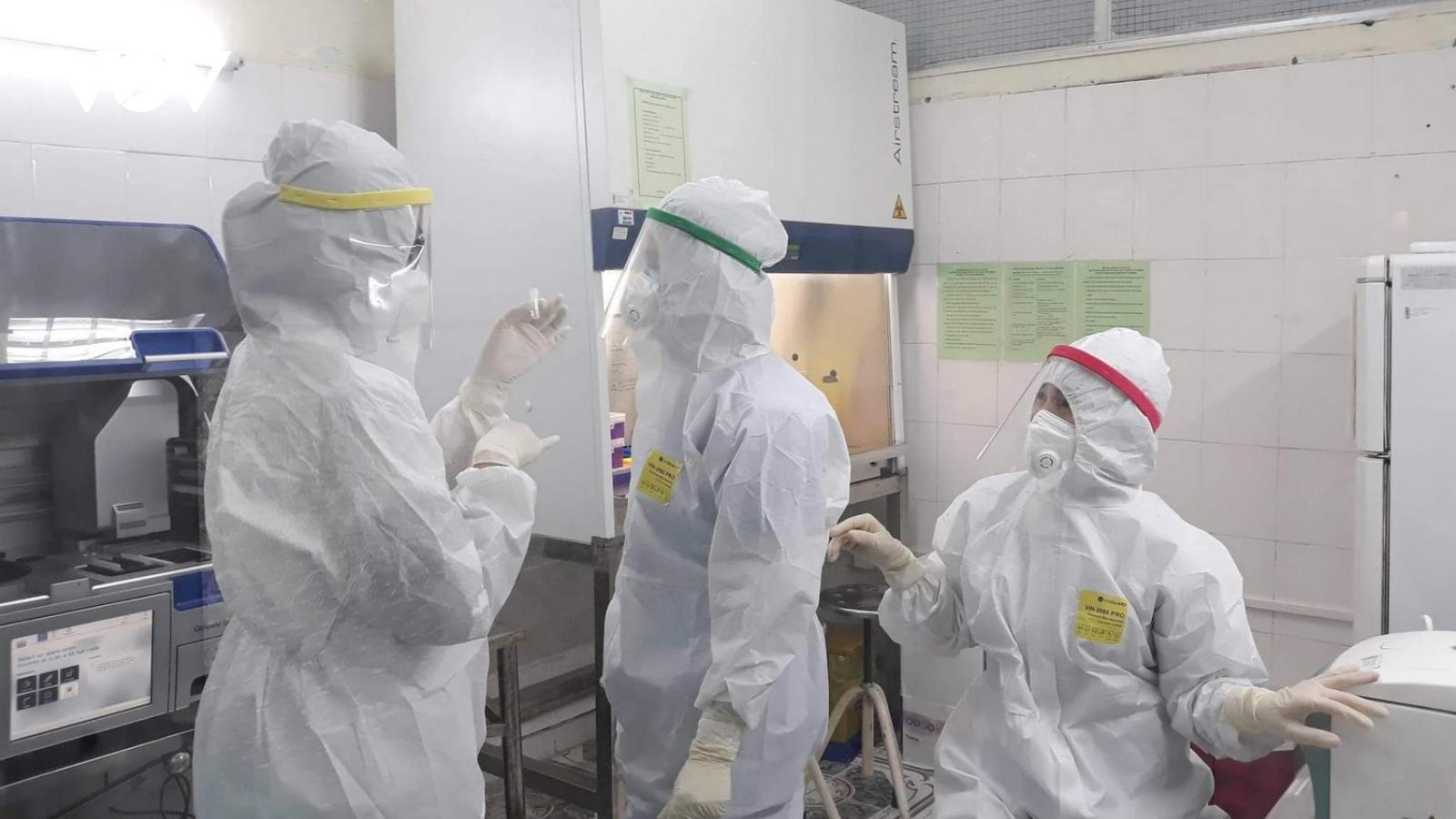 Quảng Bình phát hiện một trường hợp tái dương tính với SARS-CoV-2