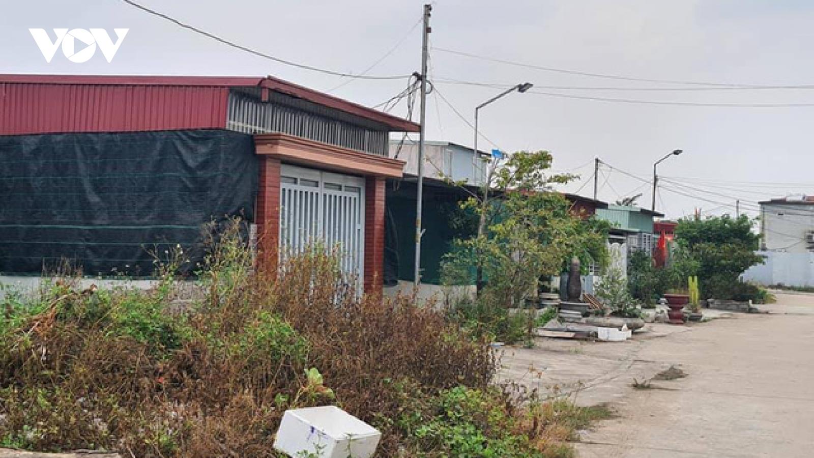 Vụ cưỡng chế 9,2 ha đất lấn chiếm tại Hải Phòng: Do chính quyền cơ sở làm ngơ cho vi phạm?