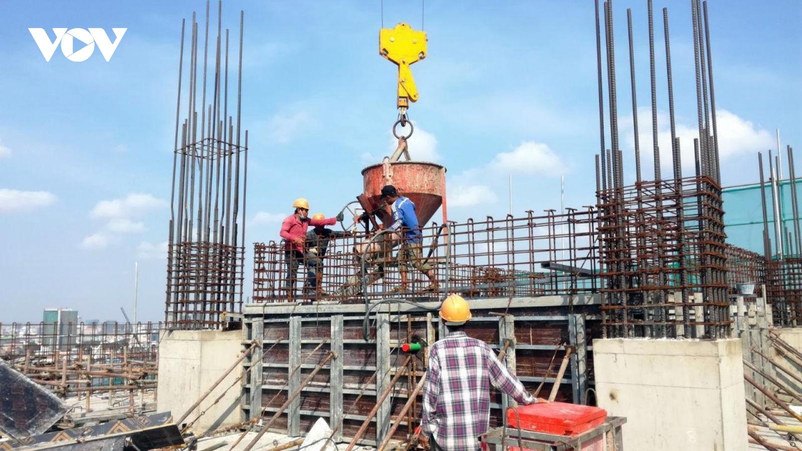Dịch Covid-19 đẩy ngành xây dựng Campuchia sụt giảm mạnh