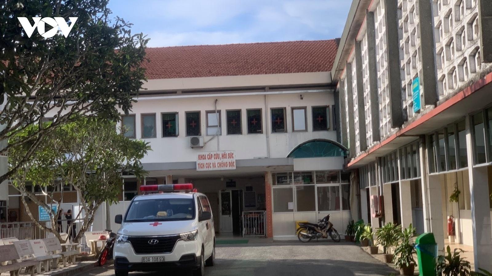 Tiền Giang lập nhiều khu cách ly khi có thêm 13 bệnh nhân và 3 ca nghi mắc Covid-19