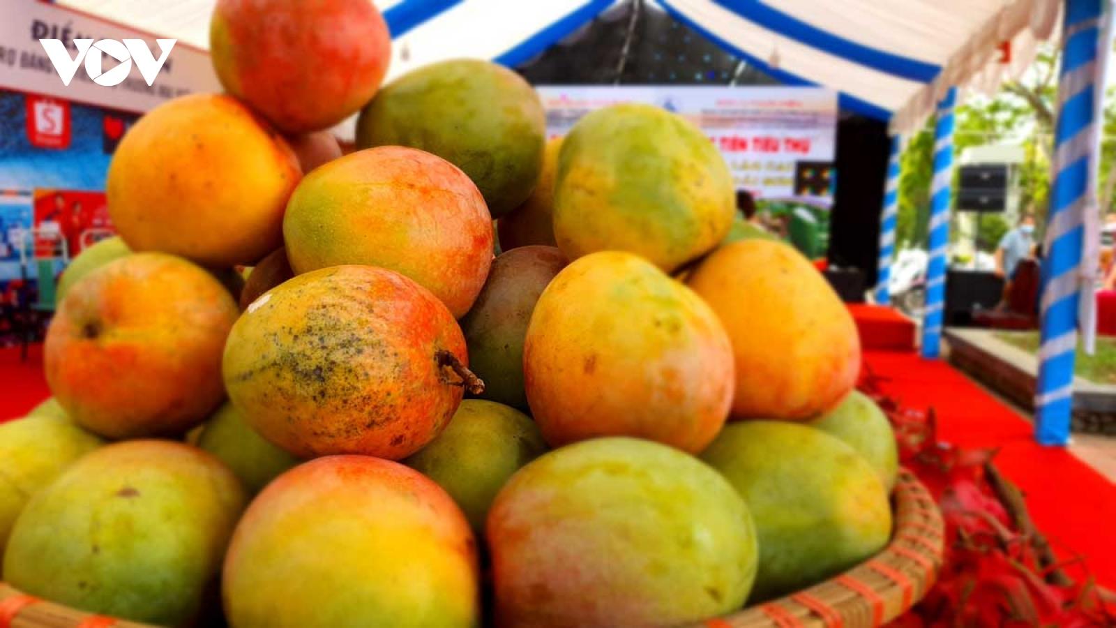 Lào Cai hưởng ứng Tuần lễ giao thương xúc tiến tiêu thụ nông sản