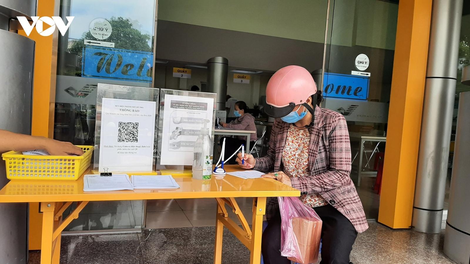 Người từ vùng dịch về Tiền Giang phải tự cách ly tại nhà 21 ngày