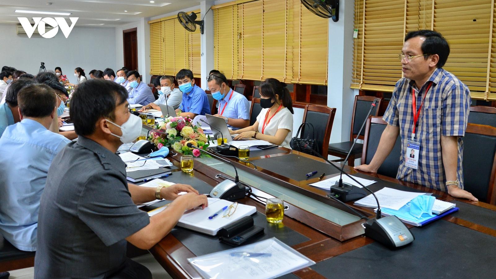 Bộ Giáo dục và Đào tạo làm việc với tỉnh Điện Biên về đảm bảo kỳ thi tốt nghiệp THPT