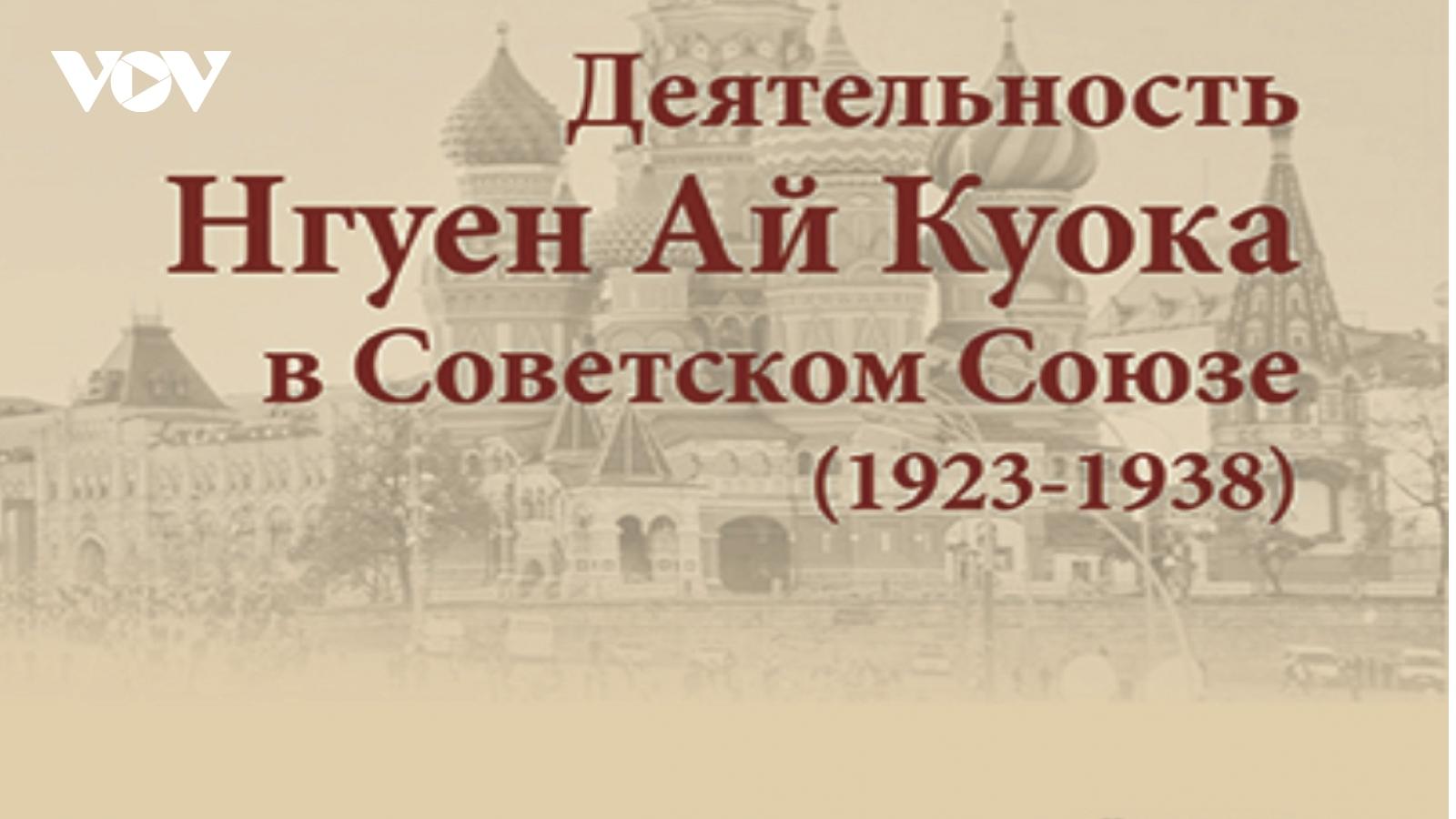 Dịch và giới thiệu sách về Bác với độc giả Ngađể hai dân tộc thêm gắn bó