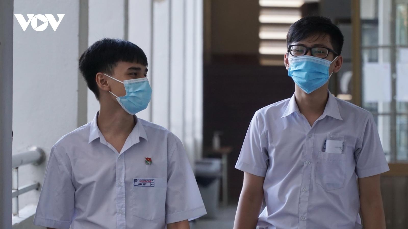 Kết thúc kỳ thi vào lớp 10 công lập ở Đà Nẵng: 233 học sinh vắng thi