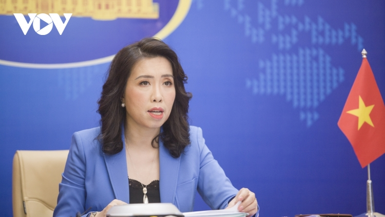 Vietnam firmly opposes sovereignty violations in Truong Sa