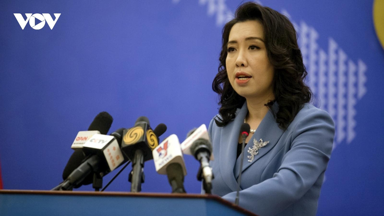 Vietnam slams Taiwan's live fire drills on Spratly islands