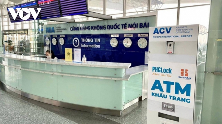 Local international airports to continue receiving foreign arrivals