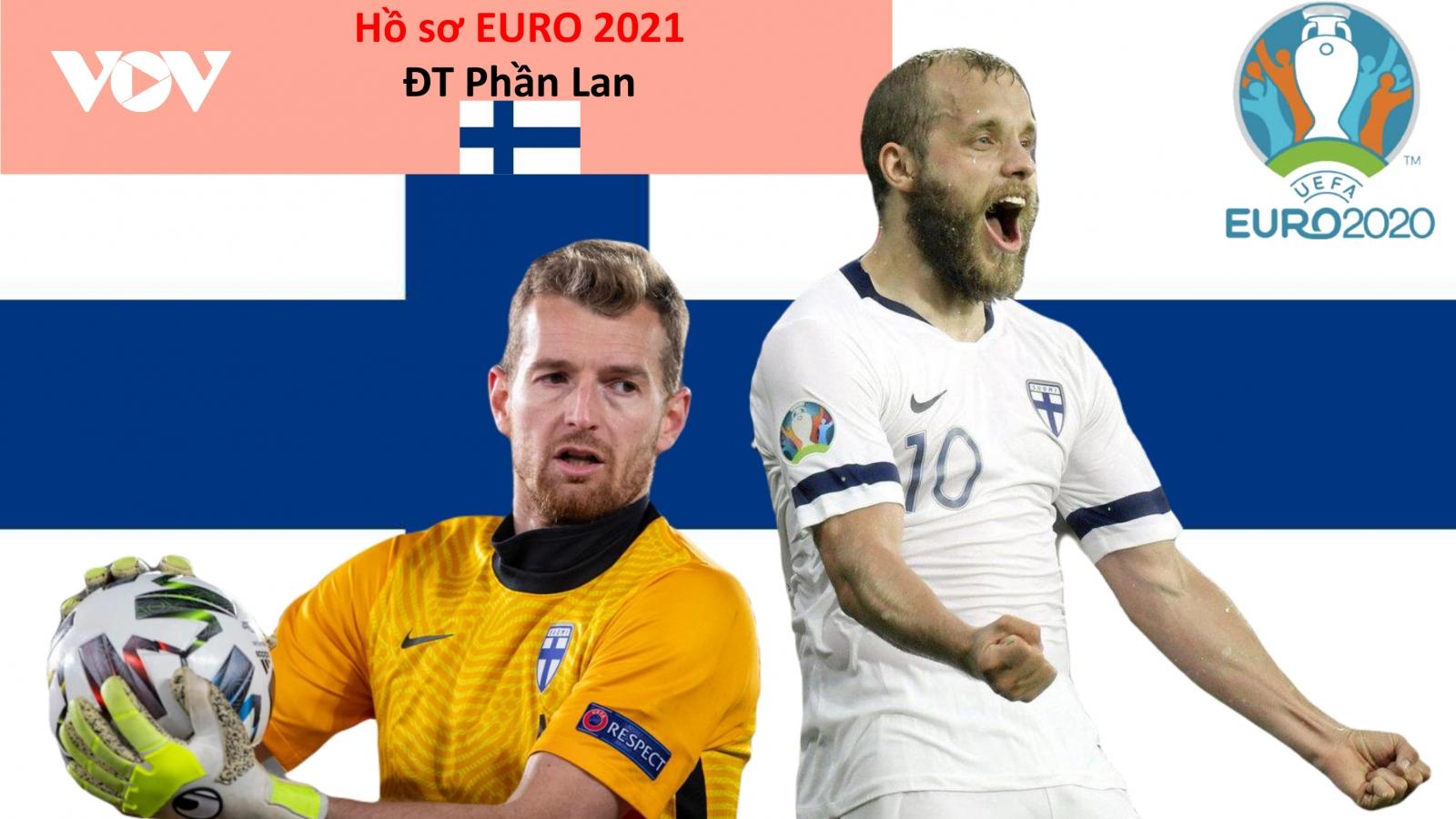 Hồ sơ các ĐT dự EURO 2021: Đội tuyển Phần Lan