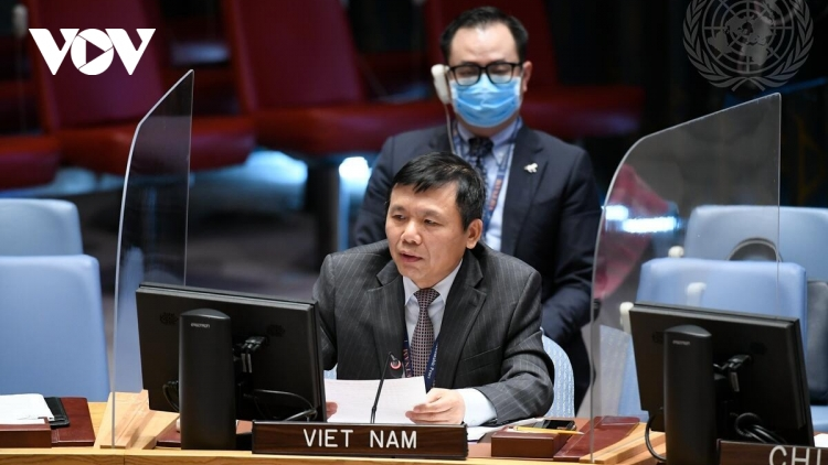 Vietnamese diplomat: There is no military solution to Yemen conflict