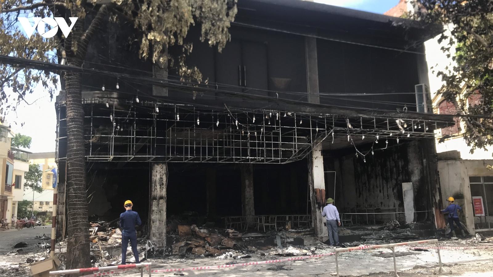 Bộ Công an vào cuộc điều tra nguyên nhân vụ cháy kinh hoàng khiến 6 người tử vong
