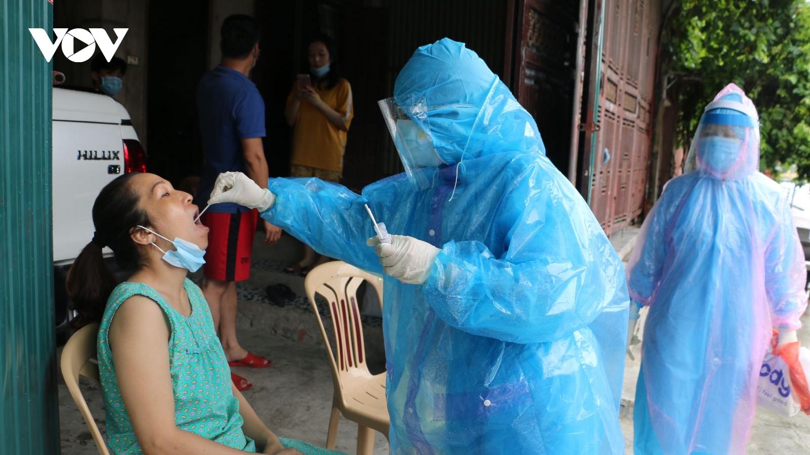 235 F1 liên quan đến chùm ca bệnh tại Hà Tĩnh đã có kết quả âm tính lần 1