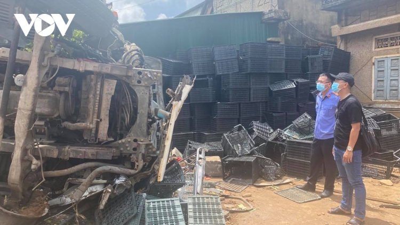 Nguyên nhân vụ tai nạn giao thông ở Đắk Lắk làm 2 người tử vong