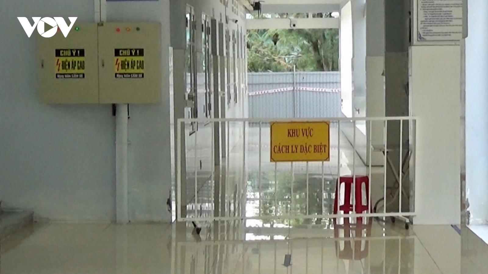 BN 6572 tại Bạc Liêu đã có kết quả kiểm tra lần 1 âm tính với SARS-CoV-2