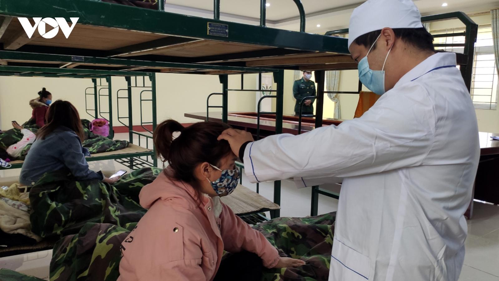 Lai Châu sẵn sàng các điều kiện đón công dân trở về từ vùng dịch Bắc Giang