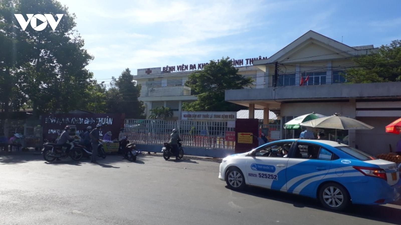 Bình Thuận thực hiện giãn cách xã hội thành phố Phan Thiết và huyện Tuy Phong