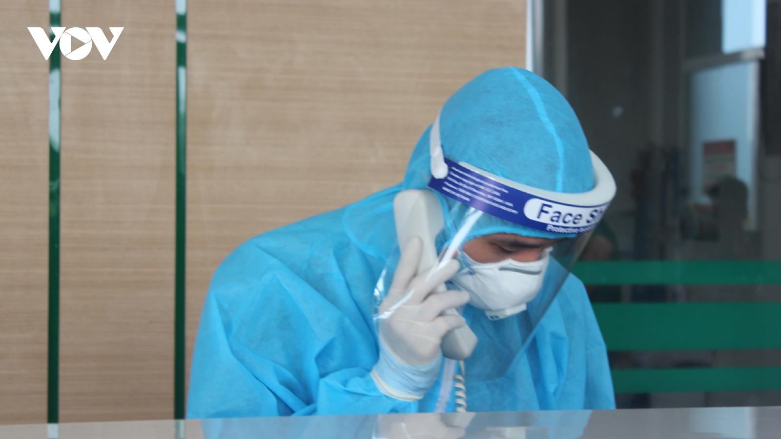CDC Hà Nội thông báo tìm người trên chuyến bay trở về từ TP.HCM