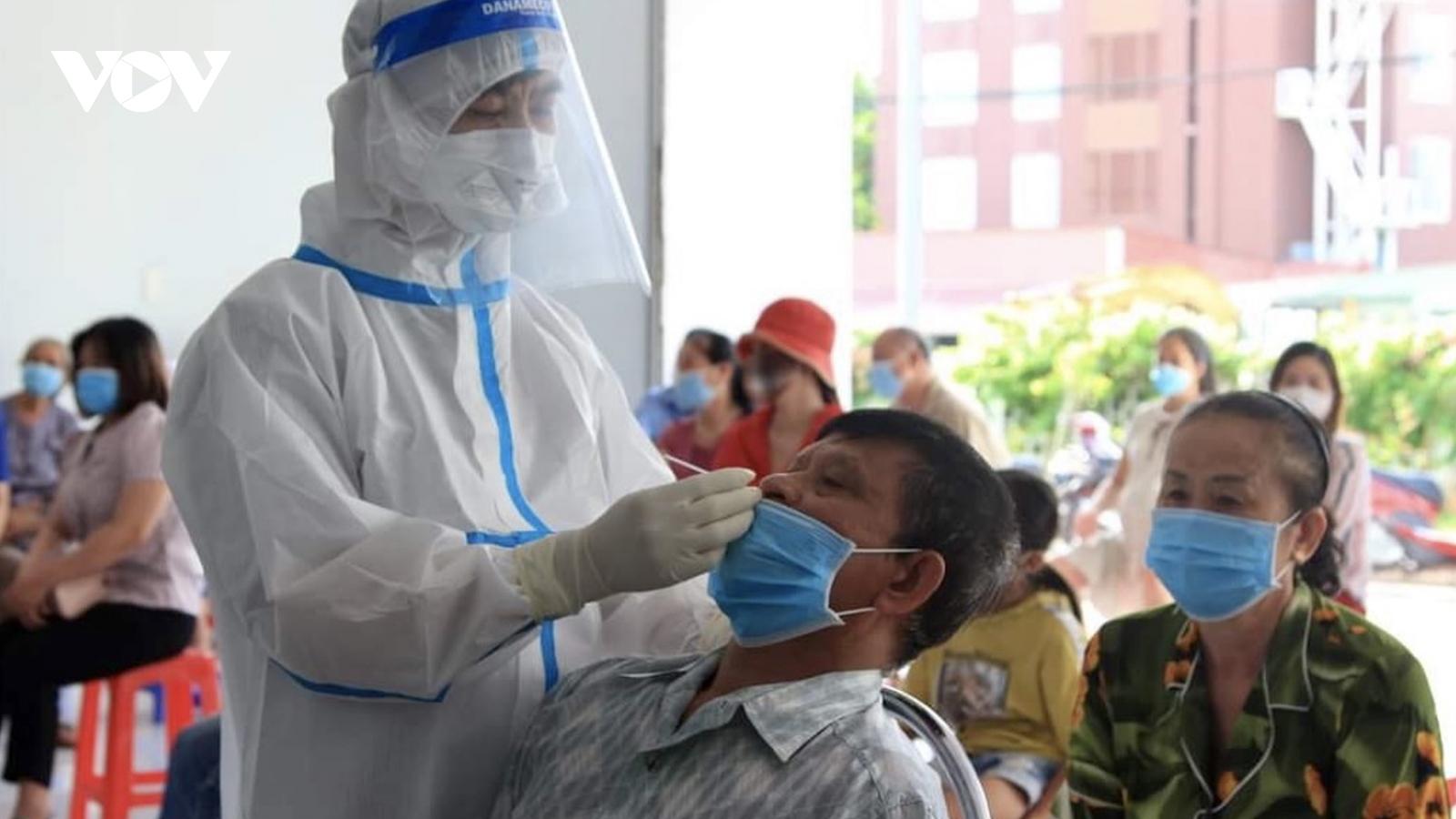 Gần 9.600 mẫu xét nghiệm của người dân Côn Đảo âm tính với SARS-CoV-2