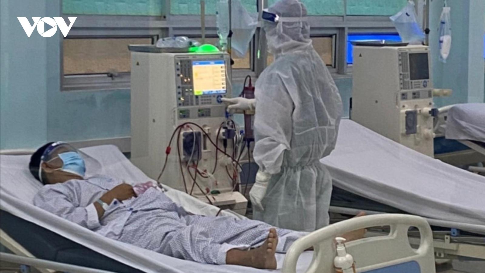 TP.HCM có mạng lưới điều trị Covid-19 tại 9 bệnh viện