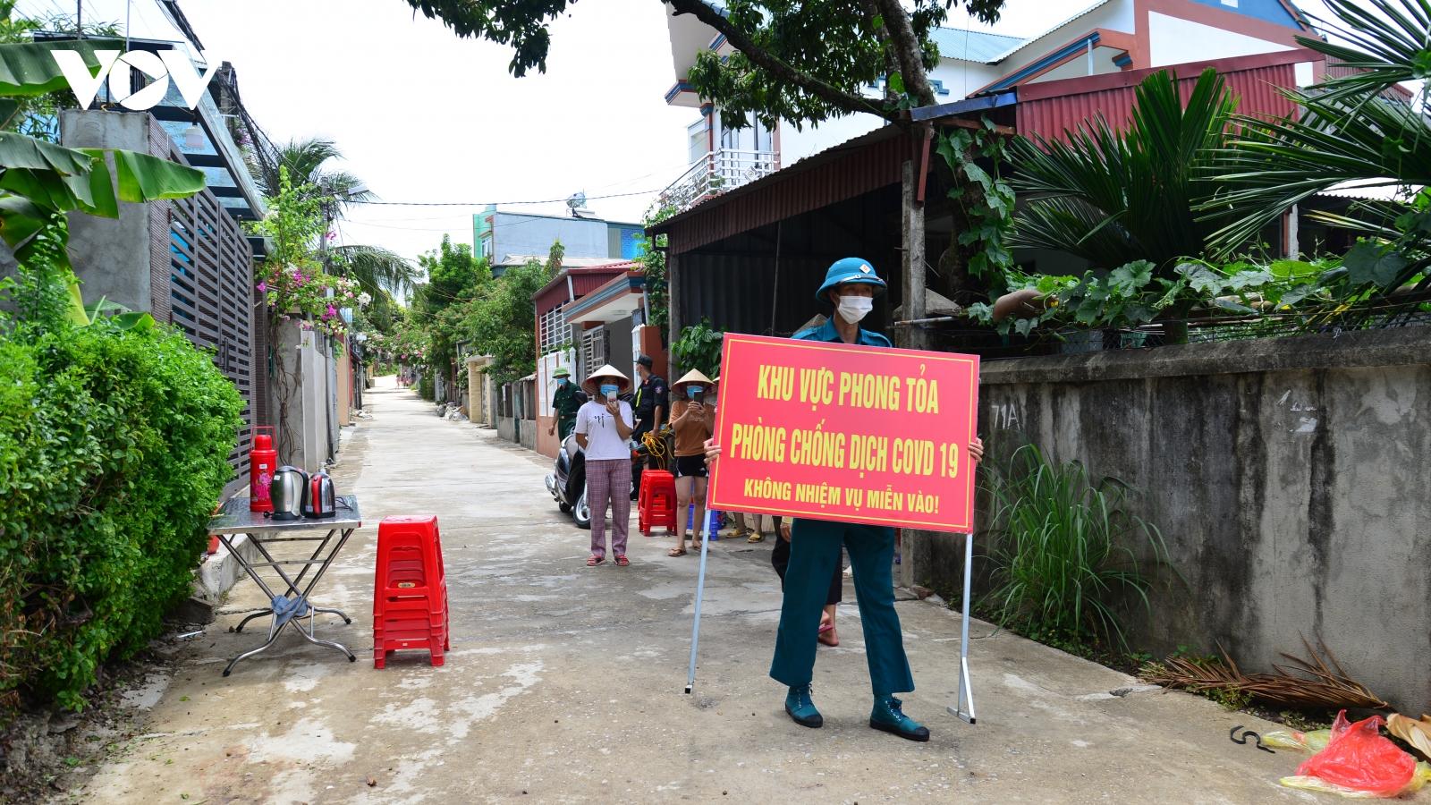 Chấm dứt cách ly y tế tại phường Him Lam, TP Điện Biên Phủ