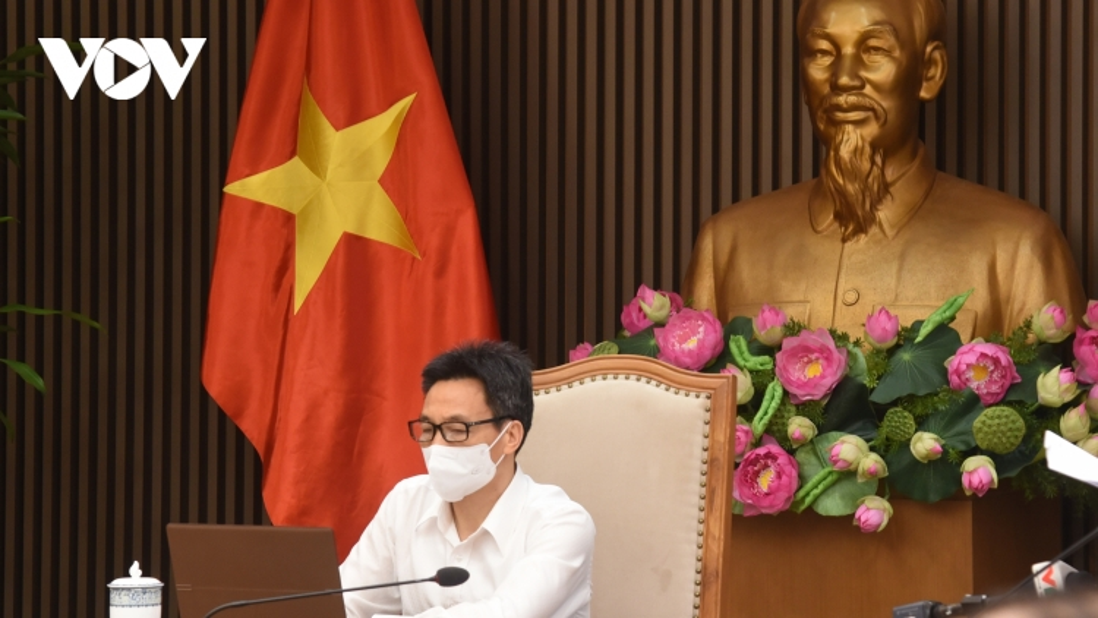 Phó Thủ tướng Vũ Đức Đam: Tiền Giang phải sẵn sàng cho mọi tình huống dịch bệnh