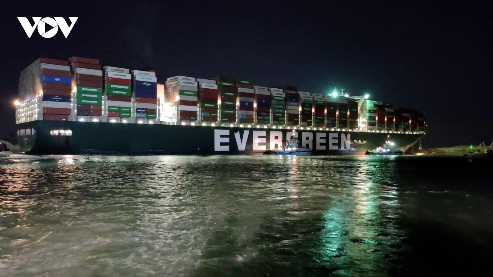 Ai Cập hoãn phiên điều trần xem xét vụ bắt giữ tàu Ever Given