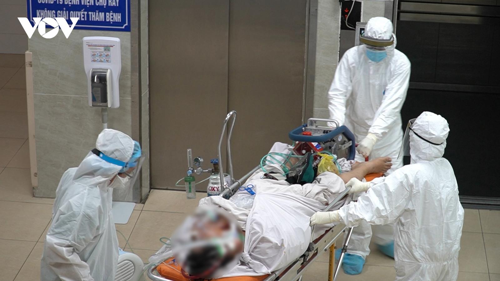 TP.HCM chuyển đổi công năng bệnh viện, chuẩn bị 900 giường điều trị bệnh nhân Covid-19
