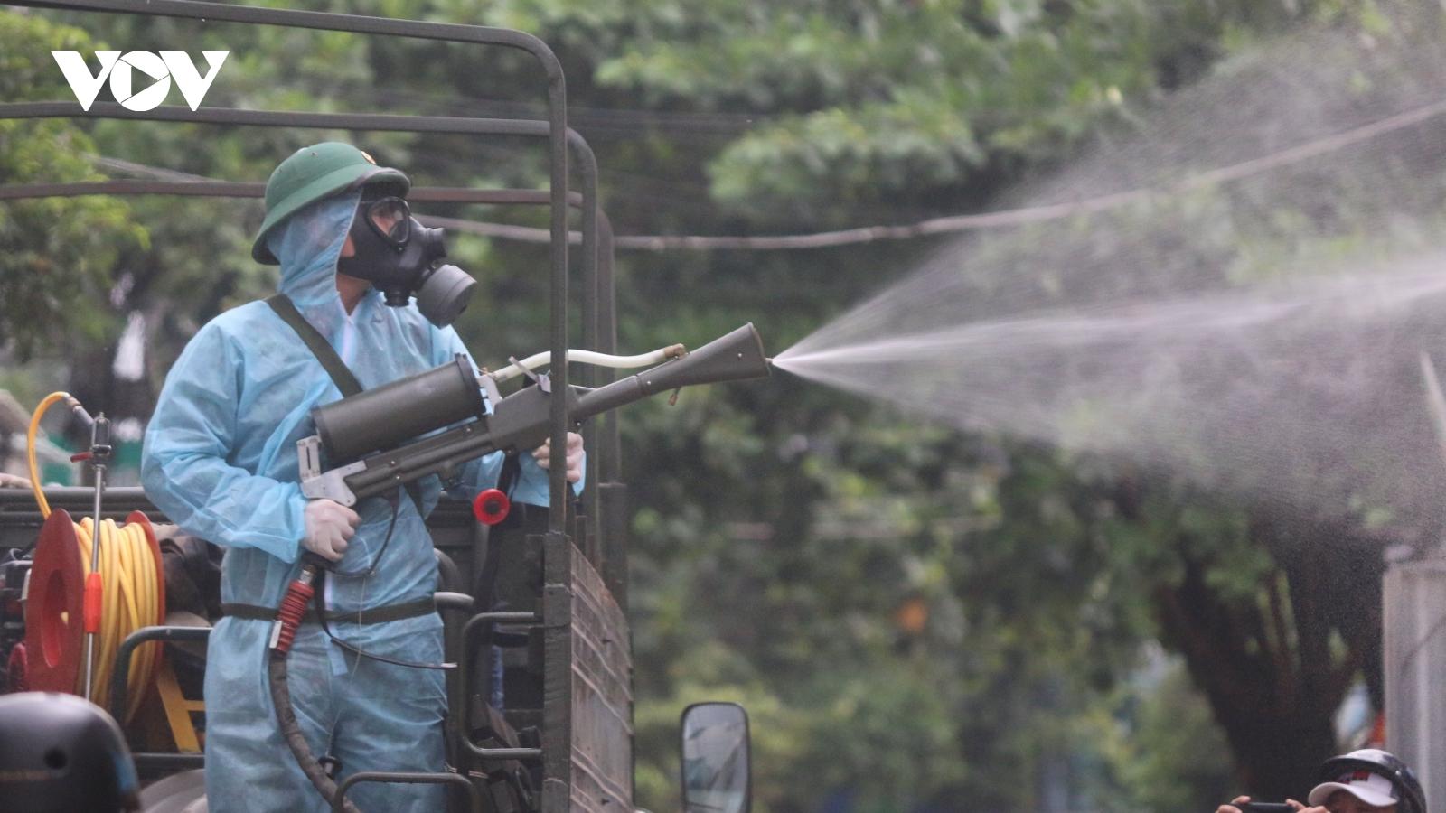 Sáng 8/6, Việt Nam có 43 ca mắc COVID-19 tại Bắc Giang, Bắc Ninh và TP.HCM