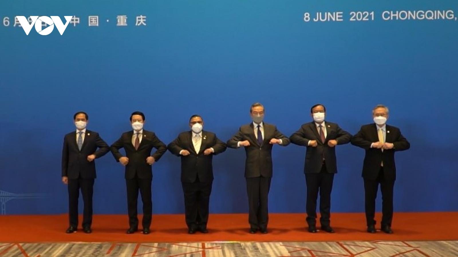 Hội nghị Bộ trưởng Ngoại giao Mê Công – Lan Thương lần thứ 6