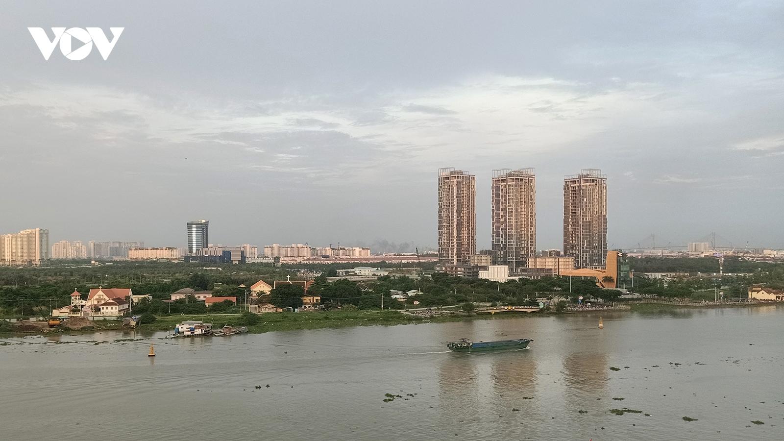 Chi hơn 1.300 tỷ đồng để bồi thường, tái định cư Khu đô thị mới Thủ Thiêm