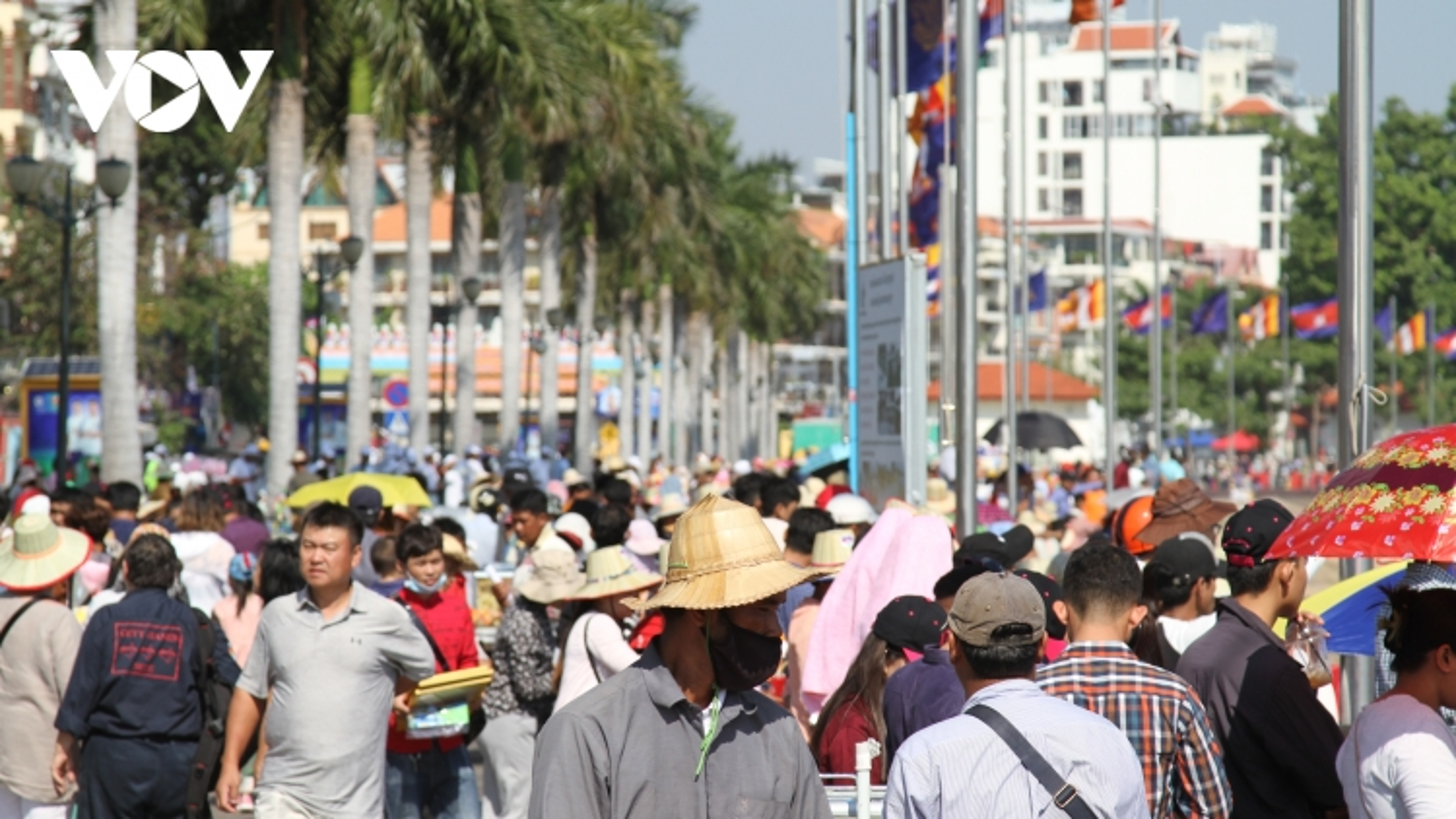 Campuchia dự kiến đón khách du lịch đã tiêm vaccine Covid-19 vào cuối năm nay