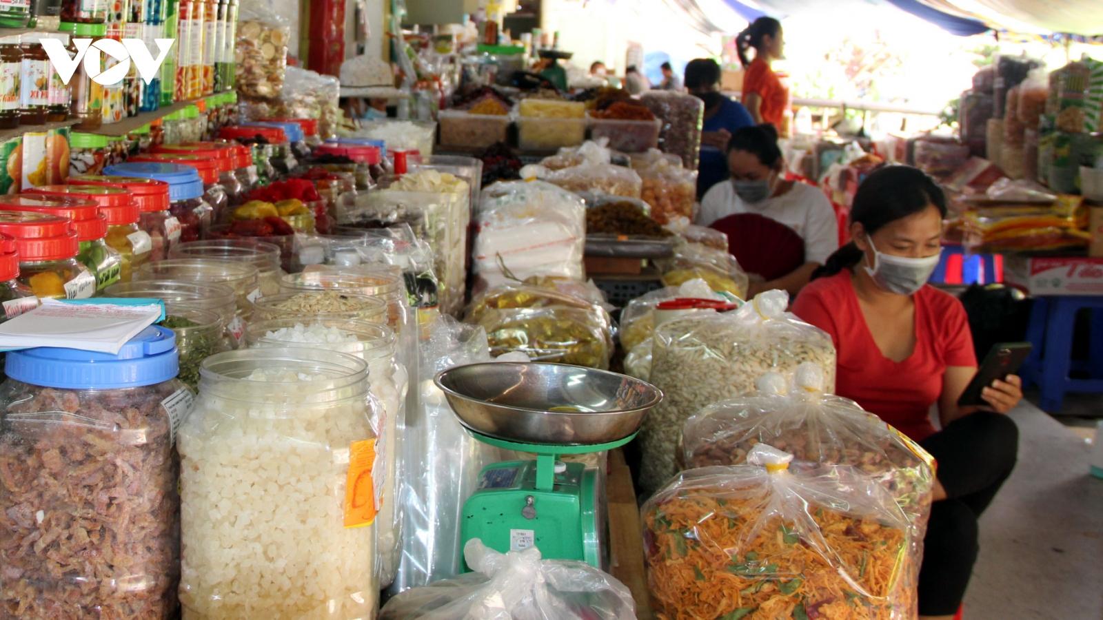 Bán hàng online giúp tiểu thương chợ truyền thống ổn định trongdịch bệnh