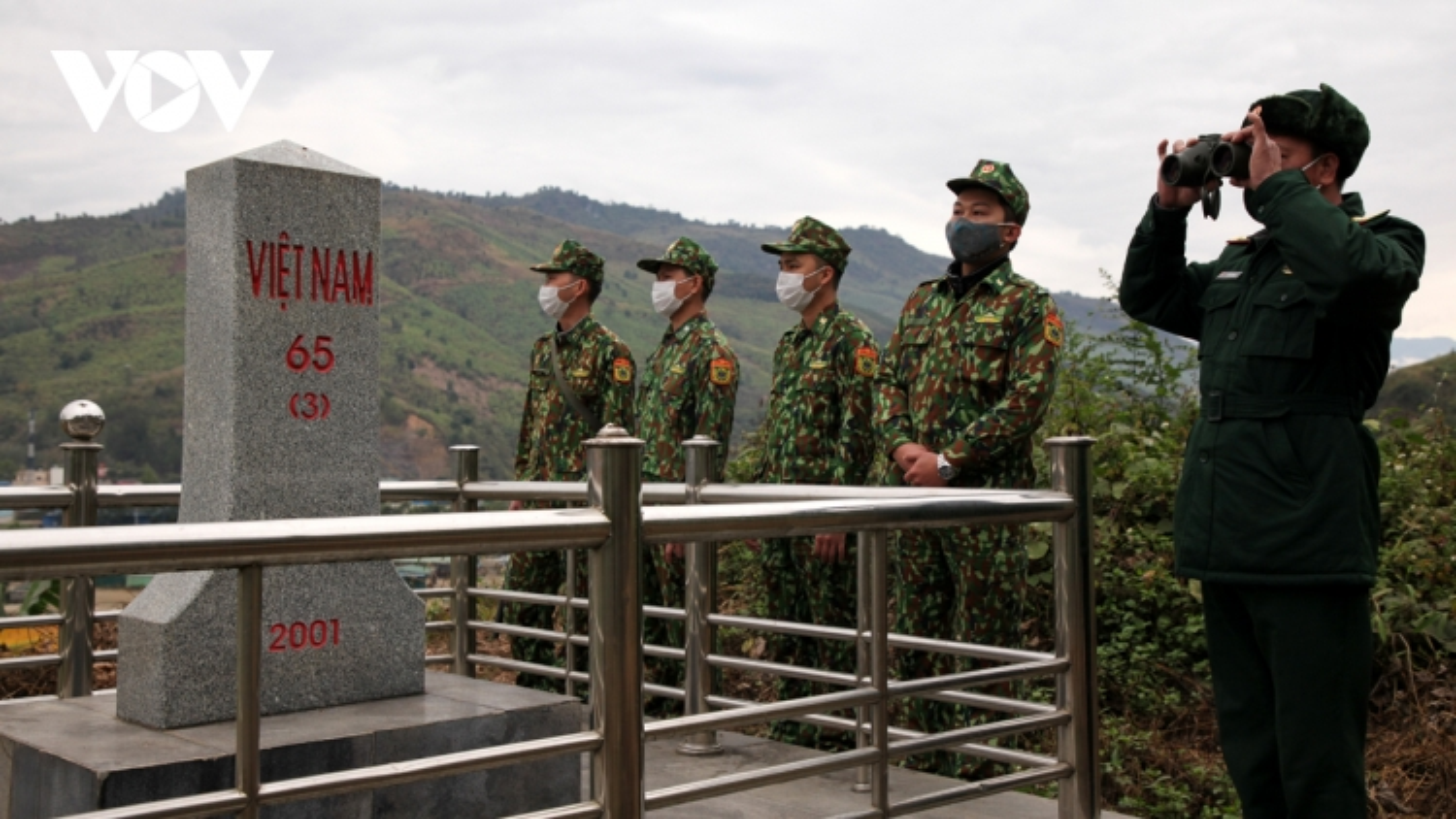 Lai Châu tăng cường kiểm soát ngườixuất,nhập cảnh trái phéptrên biên giới