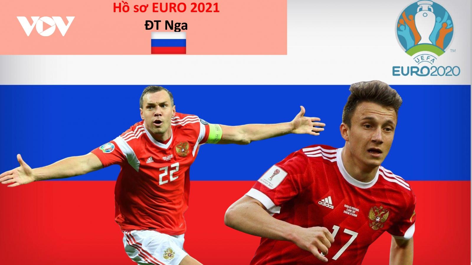 Hồ sơ các ĐT dự EURO 2021: Đội tuyển Nga