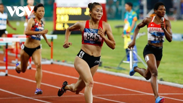 Track and field athlete books spot at Tokyo Olympics