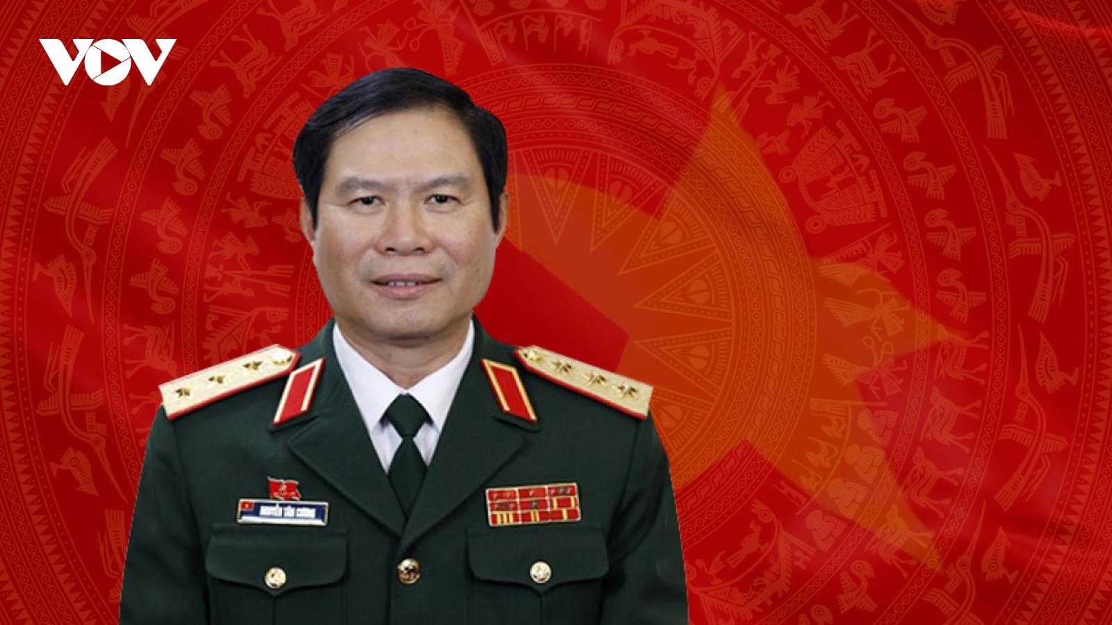 Tiểu sử Tổng Tham mưu trưởng QĐND Việt Nam Nguyễn Tân Cương