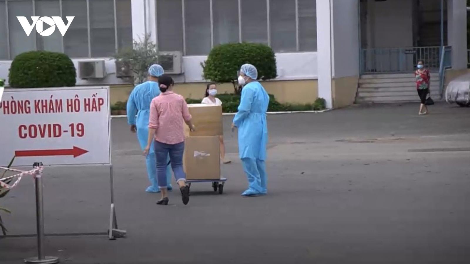 Thêm 31 nhân viên Bệnh viện Bệnh nhiệt đới TP.HCM dương tính SARS-CoV-2