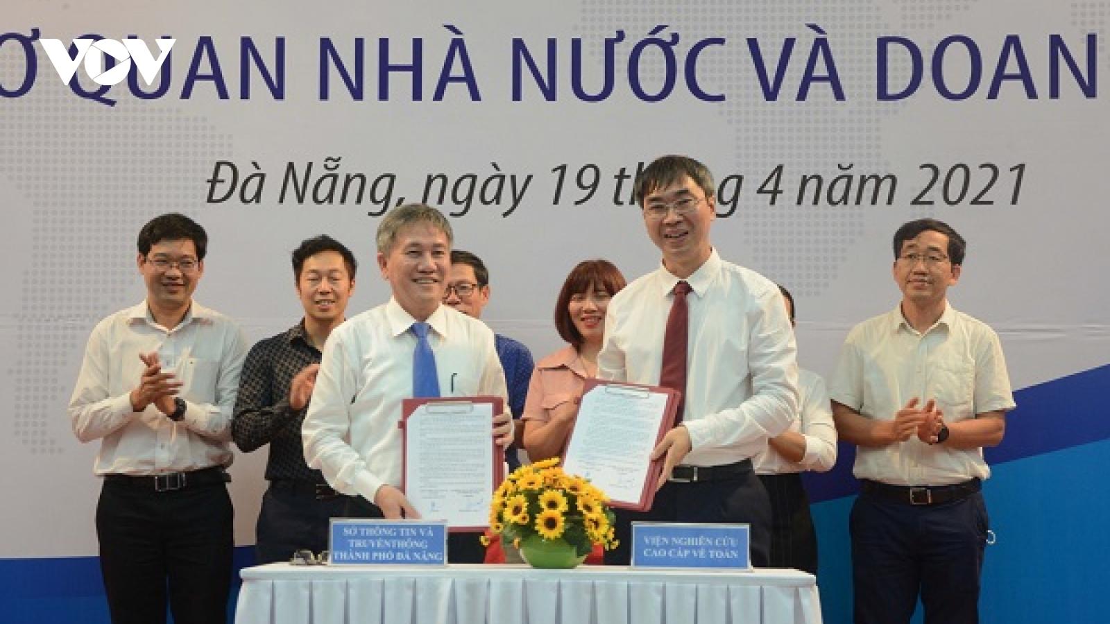 Chuyển đổi số đưa Đà Nẵng tiếp cận cuộc cách mạng công nghiệp 4.0