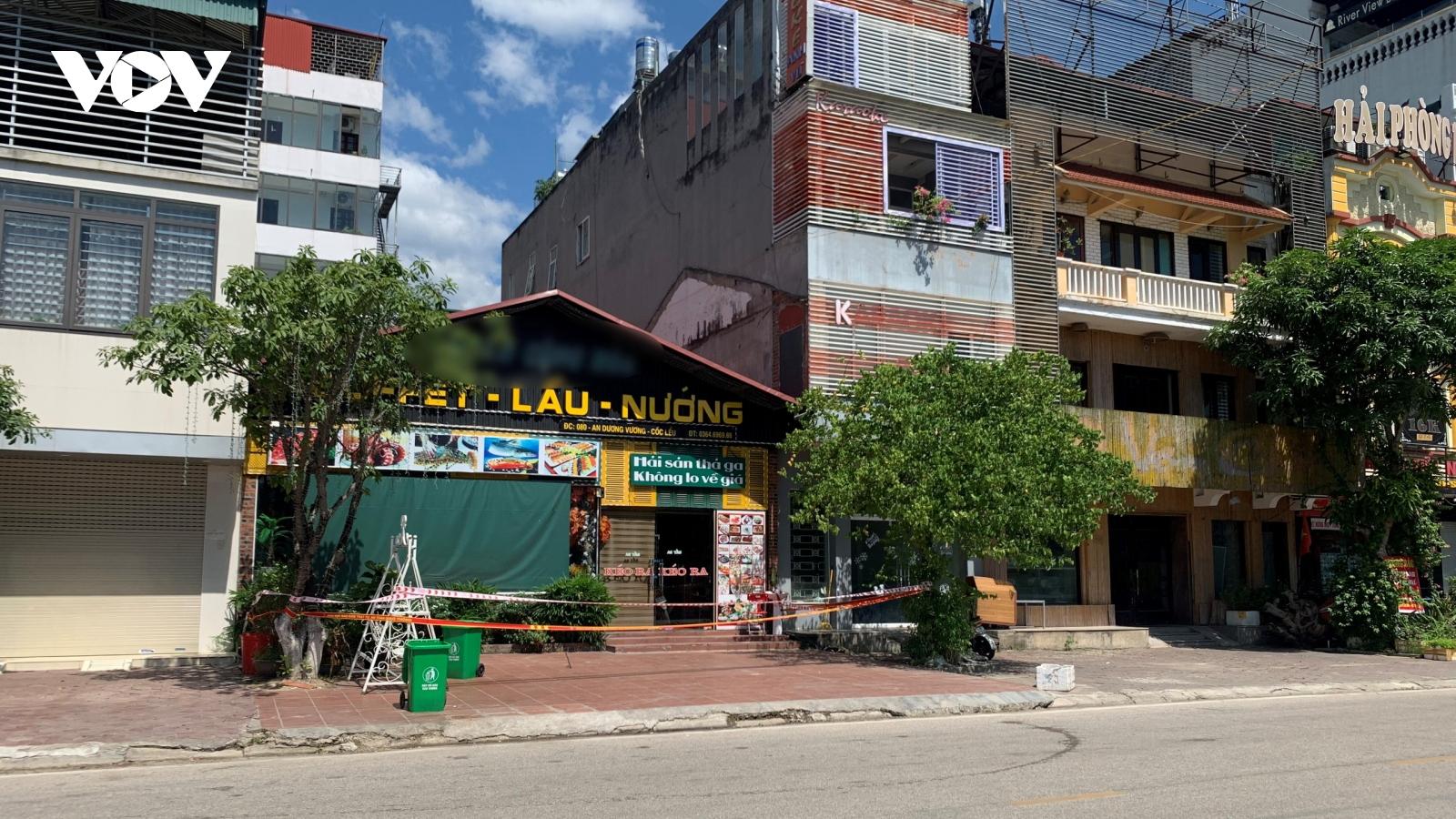Thêm một ca nghi mắc Covid-19 ở Lào Cai