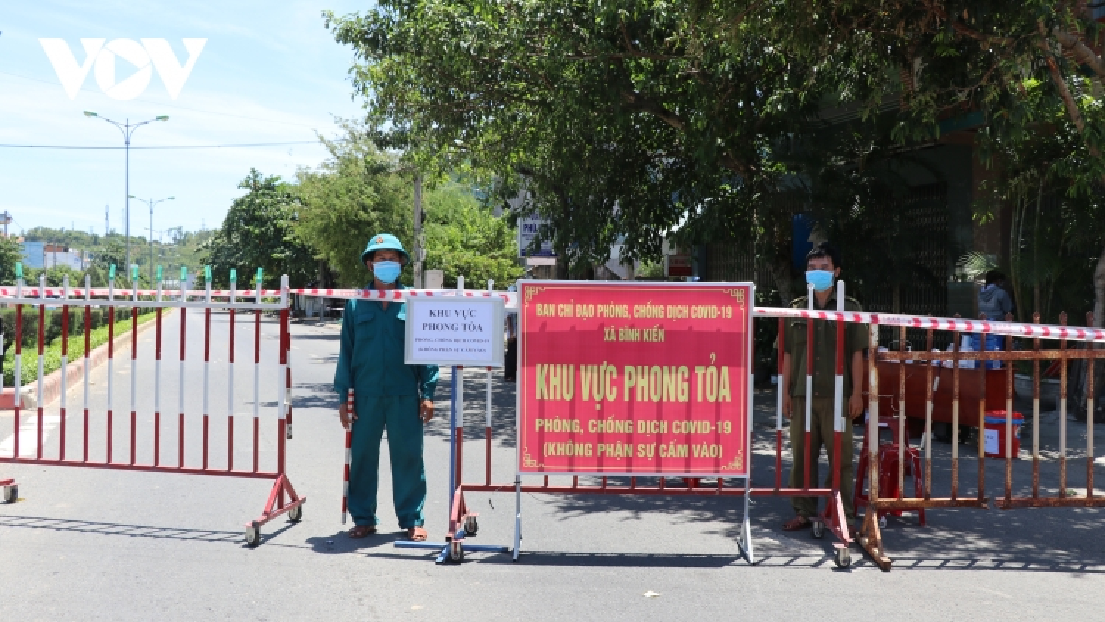 Thành phố Tuy Hòa (Phú Yên) thực hiện giãn cách xã hội theo Chỉ thị 15