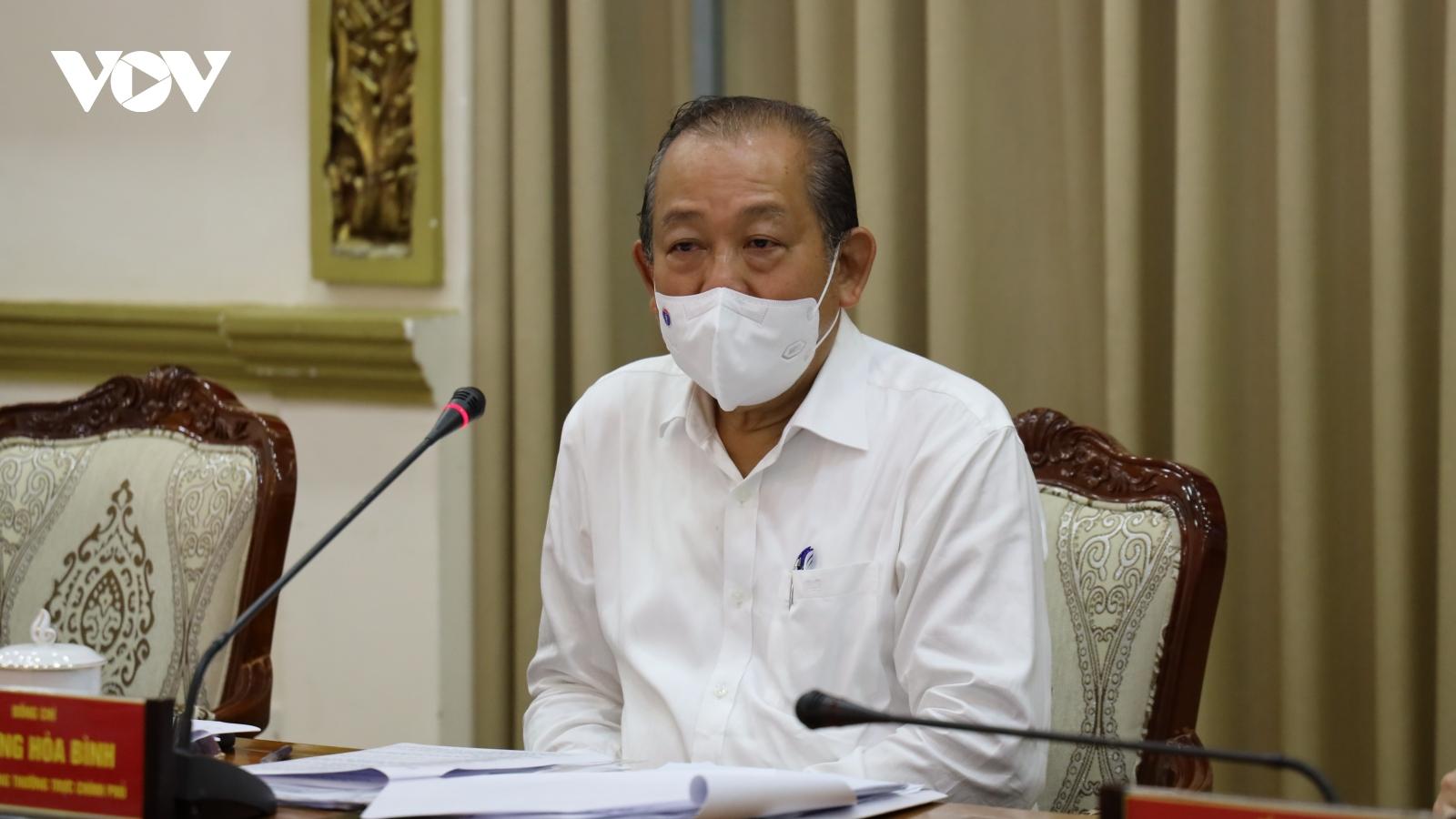 """PTT Trương Hòa Bình: Điểm nhóm tự xưng """"Hội thánh Phục Hưng"""" không phải là một tôn giáo"""
