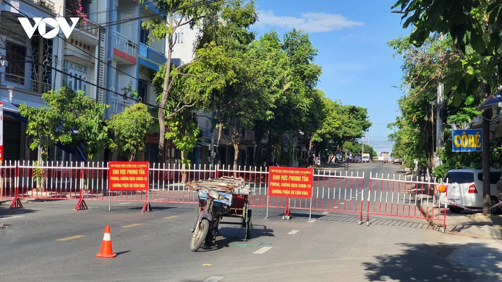 Phú Yên lần đầu tiên phát hiện 8 ca dương tính với SARS-CoV-2