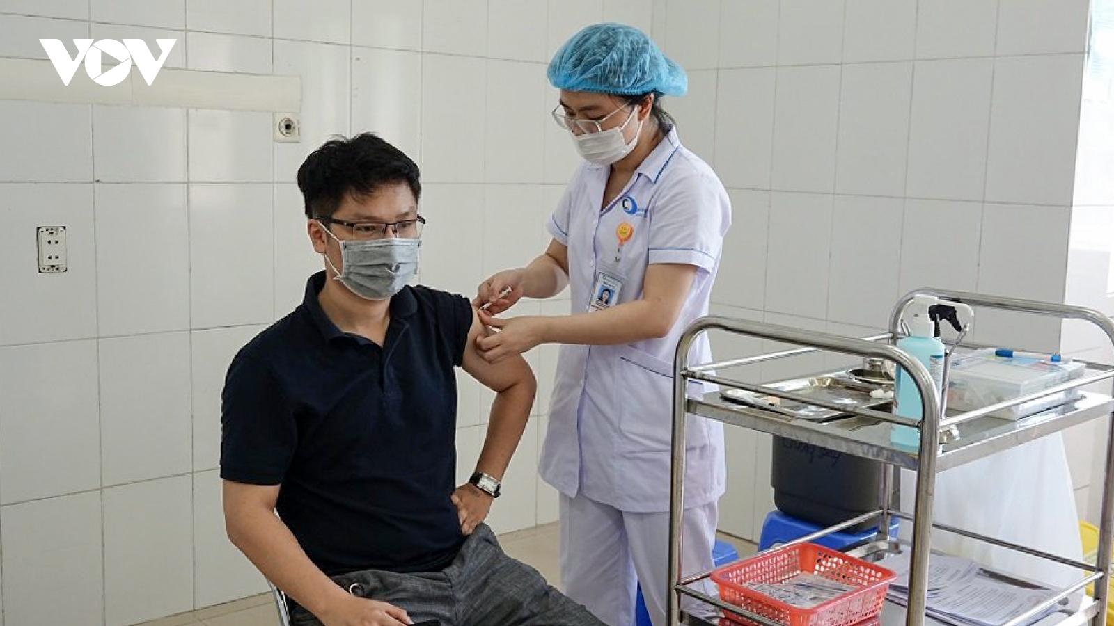 Quảng Ninh xây dựng kế hoạch tiêm vaccine phòng Covid-19 diện rộng