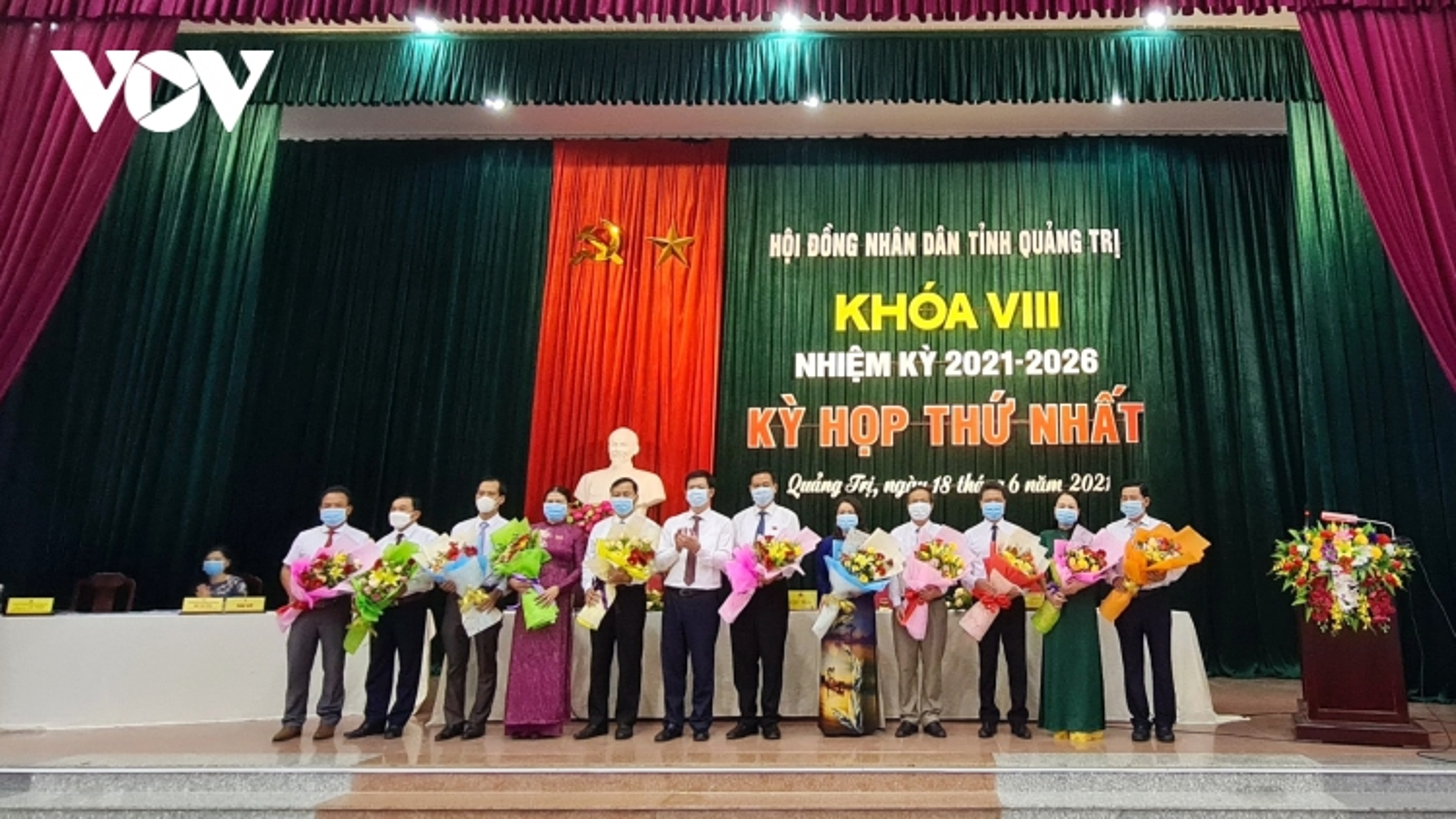Ông Nguyễn Đăng Quang làm Chủ tịch HĐND tỉnh Quảng Trị
