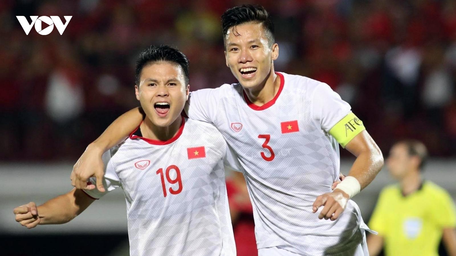 Quế Ngọc Hải nói gì trước lễ bốc thăm Vòng loại thứ 3 World Cup 2022?